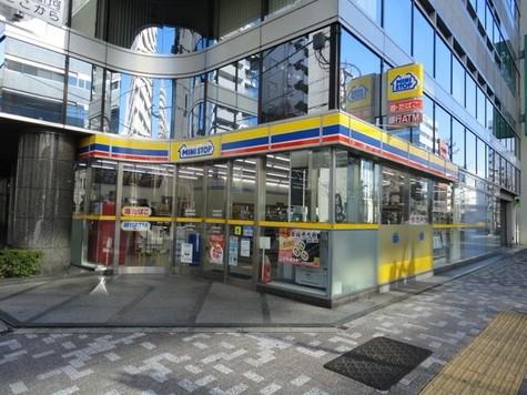 ミニストップ日本橋蛎殻町店
