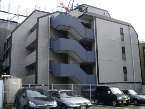 ジョイフル菊名 建物画像3