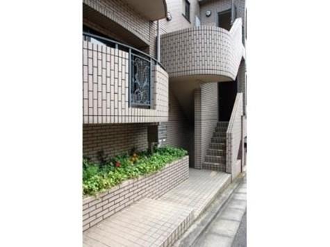 青葉台パークマンション 建物画像3