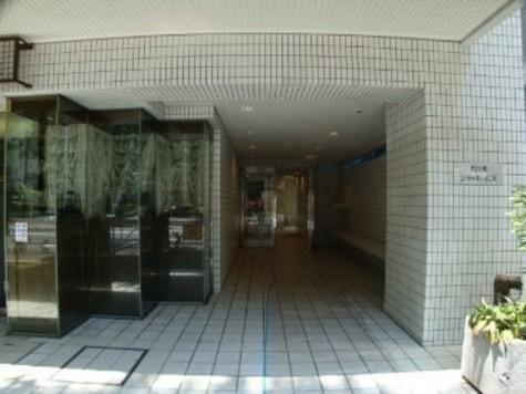 代々木シティホームズ 建物画像3