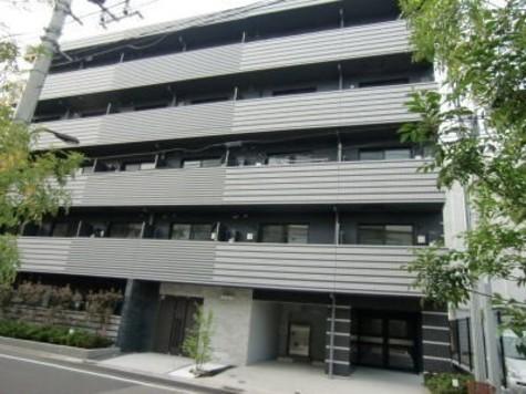スパシエ新宿哲学堂公園 建物画像3