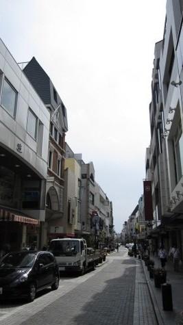 元町商店街も歩いて行けます。