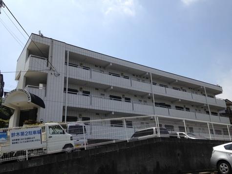 ベルシェ大倉山 建物画像3