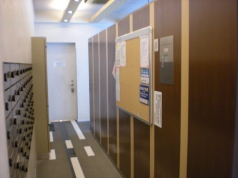 ピアース東京グレイスタワー 建物画像3