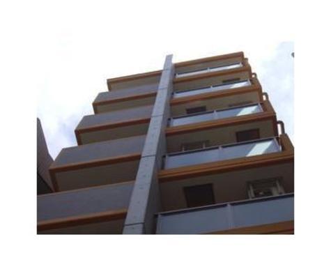 メルサーカワサキ 建物画像3