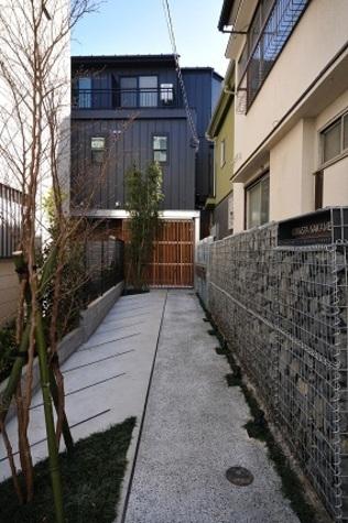 中目黒 12分アパート 建物画像3