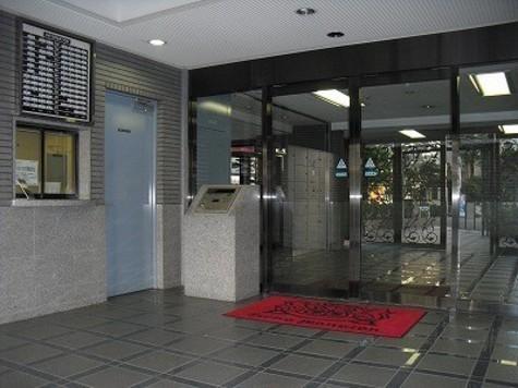 ライオンズマンション渋谷シティ 建物画像3