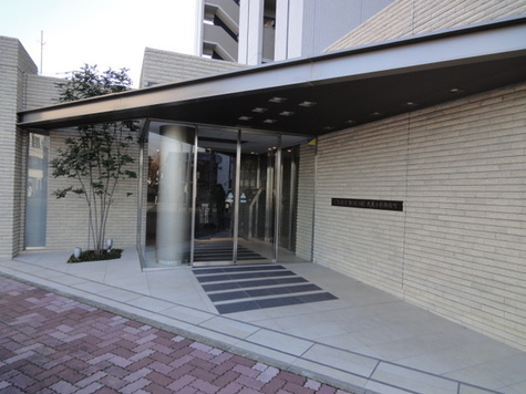 クレストフォルム武蔵小杉御殿町 建物画像3