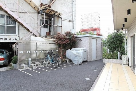 自転車・バイク置場