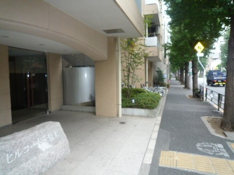 ヒルコート千駄木 建物画像4