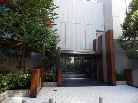 レジディアタワー中目黒 建物画像4