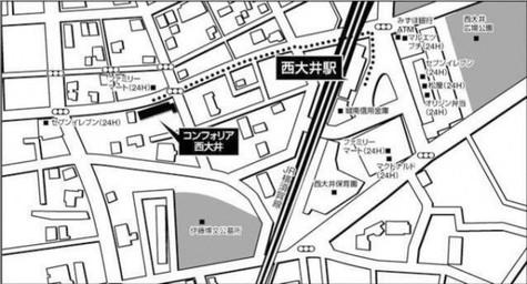 コンフォリア西大井 建物画像4