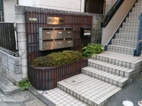 ロジュマン千駄木 建物画像4