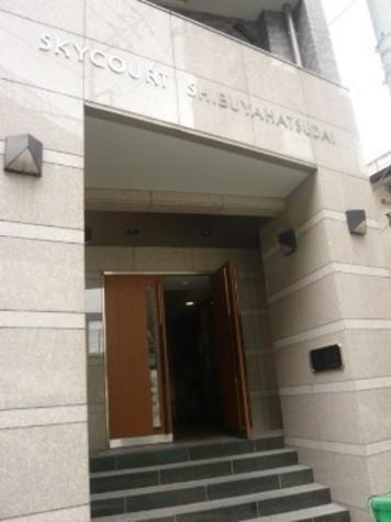 スカイコート渋谷初台 建物画像4