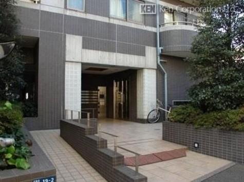 フイユ・ドール目白 建物画像4