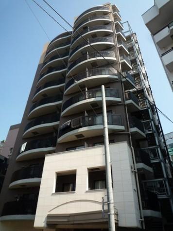 江戸川橋 4分マンション 建物画像4