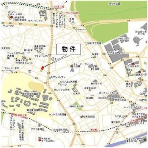 パークキューブ代々木富ヶ谷 建物画像4