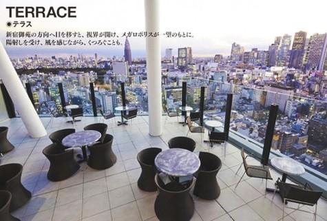 パークハビオ新宿イーストサイドタワー 建物画像4