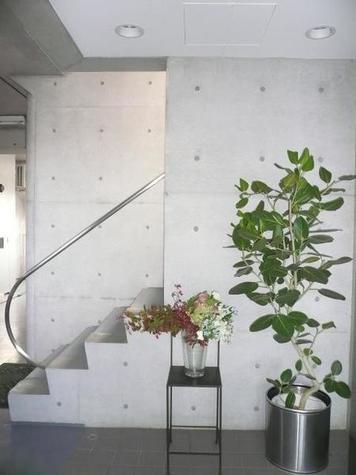 武蔵小杉グリーンコート 建物画像4