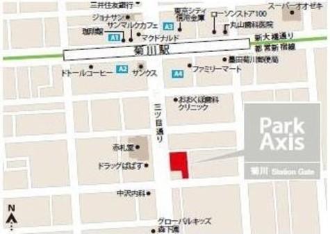 パークアクシス菊川StationGate(パークアクシス菊川ステーションゲート) 建物画像4