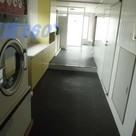 コインランドリー室(お部屋に洗濯機は置けません)