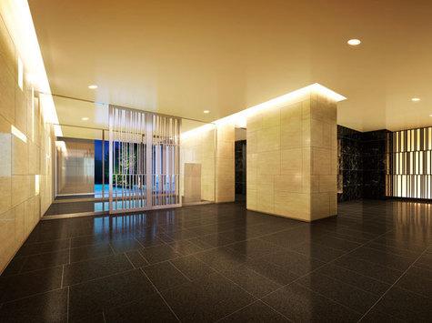 ザ・パークハウス渋谷美竹 建物画像4