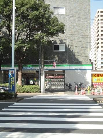 ファミリーマート勝どき五丁目店