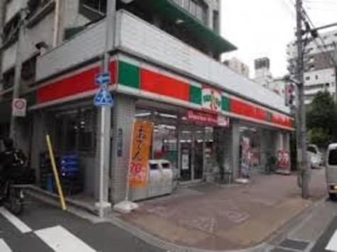 サンクス台東松が谷店