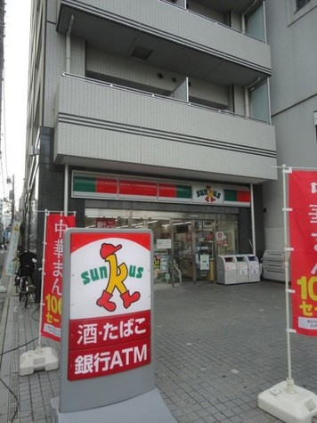 サンクス門前仲町駅前店