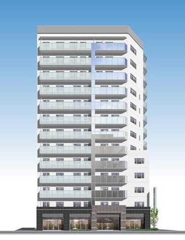 ステイレジデンス西新宿 建物画像4