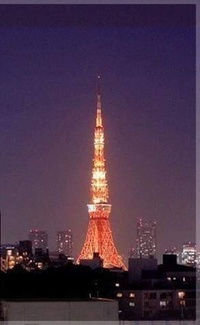 ★東京タワーが眺めます★