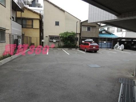 レジディア中延 建物画像4