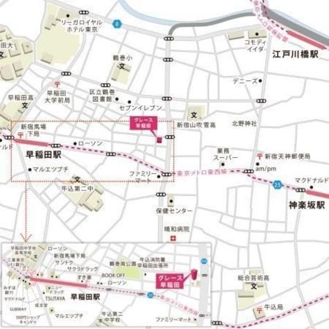グレース早稲田 建物画像4