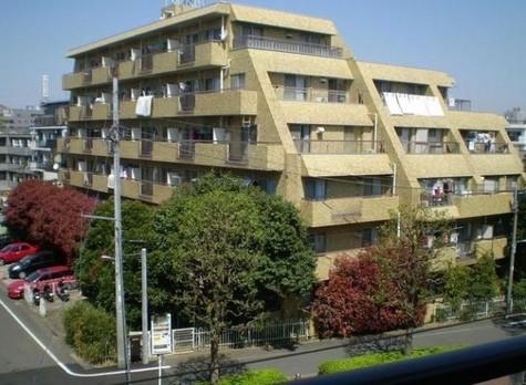 パークサイド南大井 建物画像4