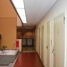 部屋までの屋内廊下