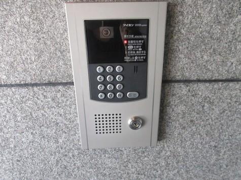 クレセント目黒 建物画像5
