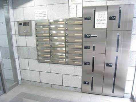 メール&宅配BOX