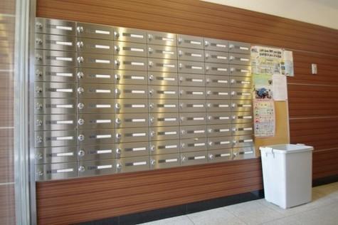 ■郵便受け