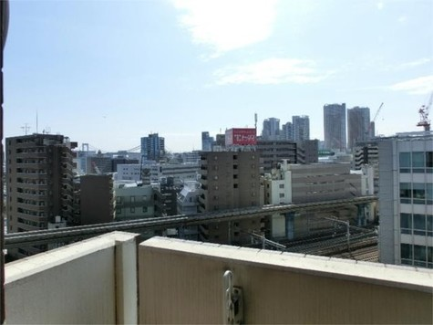 スカイコート芝壱番館 建物画像5