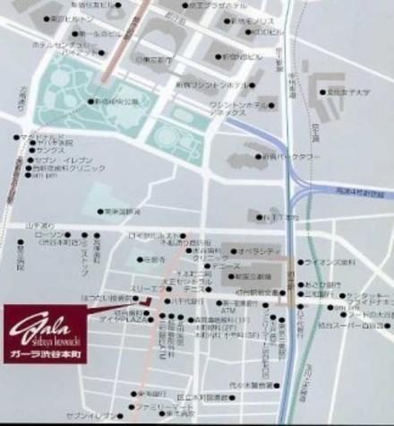 ガーラ渋谷本町 建物画像5