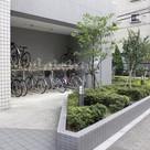 松が谷レジデンス 駐輪スペース