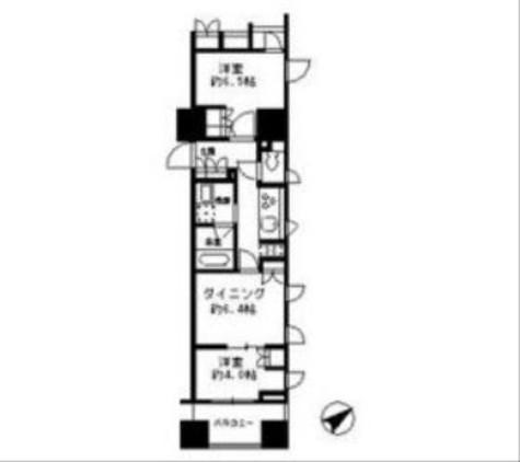 Brillia 銀座id(ブリリア銀座アイディー) 建物画像5