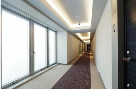 ★建物内廊下★