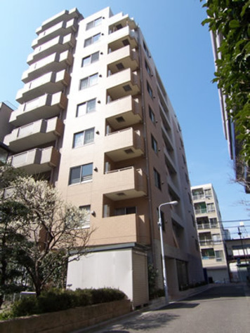 レフィーズ上野 建物画像5