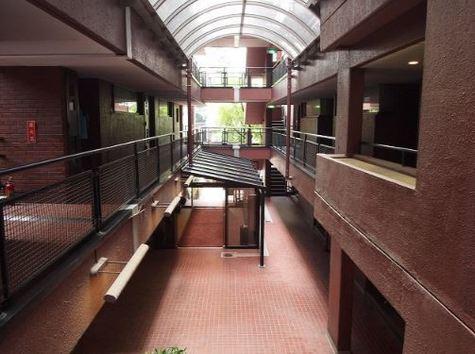 高輪タウンハウス 建物画像5