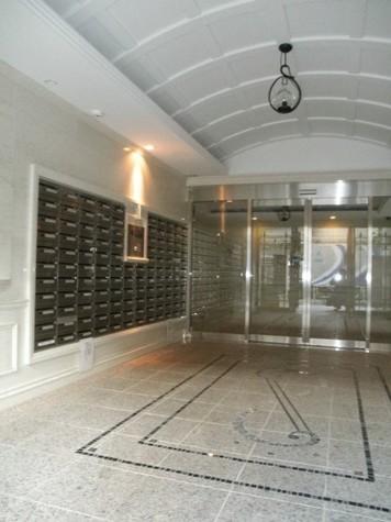 グランシャルム広尾 建物画像5
