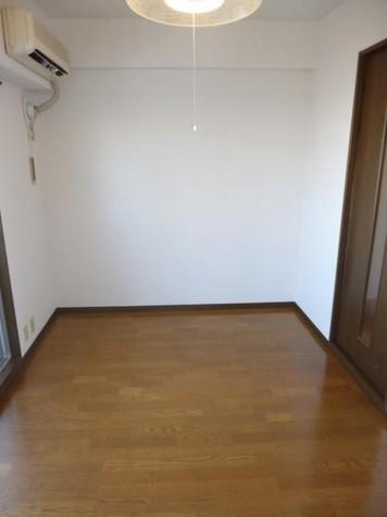 柱のないお部屋です