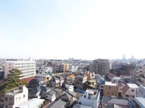 クレアシオン目白通り 建物画像5