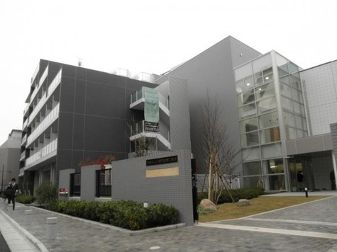 クリプトメリア目黒 建物画像5