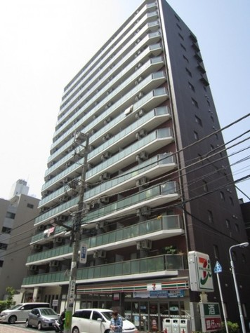 レジディア上野御徒町 建物画像5